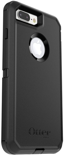 OtterBox - Defender tok Apple iPhone 8/7 Plushoz, fekete