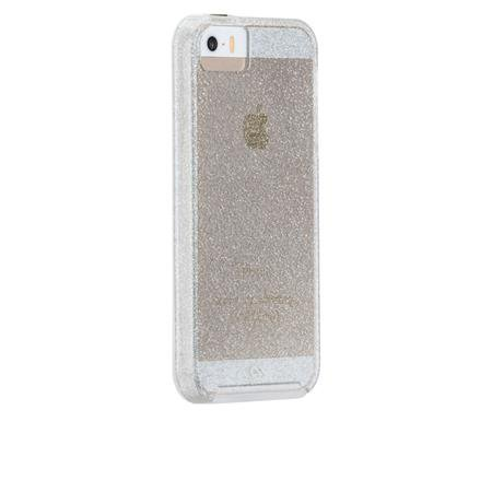 Case-Mate - Sheer Glam tok Apple iPhone SE / 5S / 5, pezsgőhöz